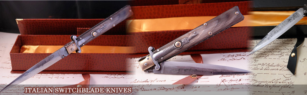 ITALIAN SWITCHBLADE KNIVES